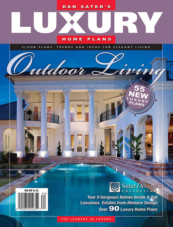 Luxury Home Plans Magazine #7
