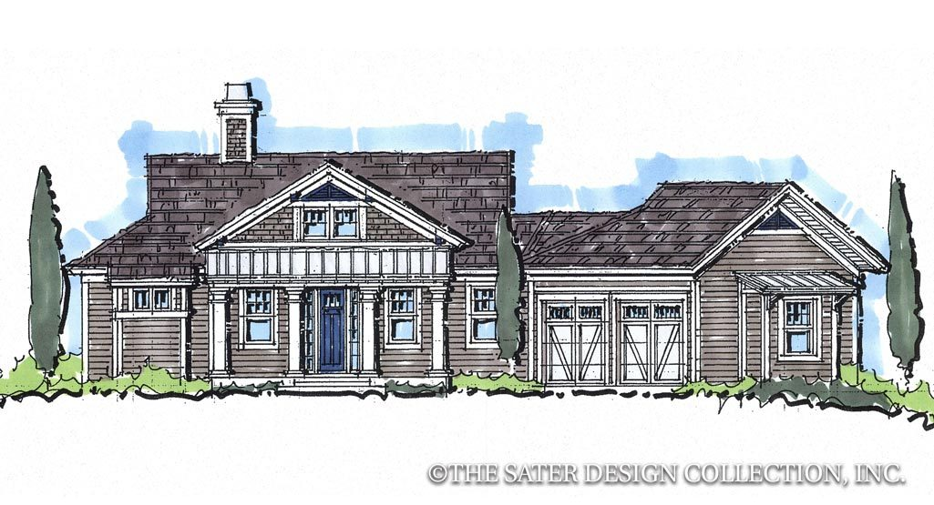 Tamarack House Plan