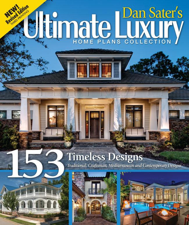 Ultimate Luxury Home Plans Collection Book