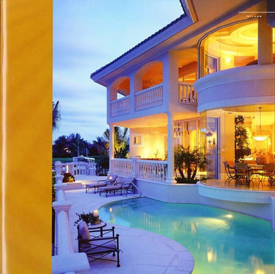 Sample of content in 30 Luxury Estates Soft Cover Book by Dan F. Sater II
