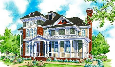 Victorian House Plans