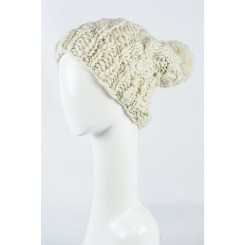 Knitted beanie, [product type], Lullaby New Zealand