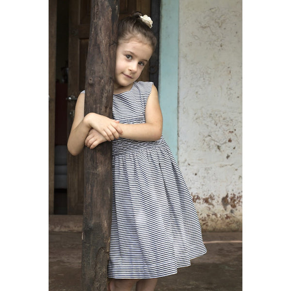 Jane Smocked Dress - Dress -  - Lullaby New Zealand - 3