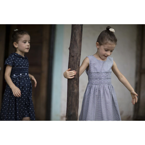 Jane Smocked Dress - Dress -  - Lullaby New Zealand - 2