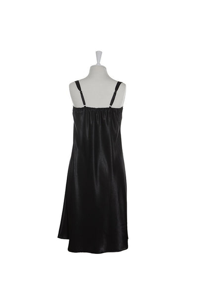 Nightdress Silk Crossover - Nightdress -  - Lullaby New Zealand - 2