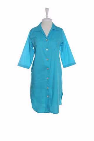 Nightshirt Cotton - Nightshirt -  - Lullaby New Zealand