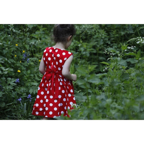 Alana Smocked Dress, [product type], Lullaby New Zealand