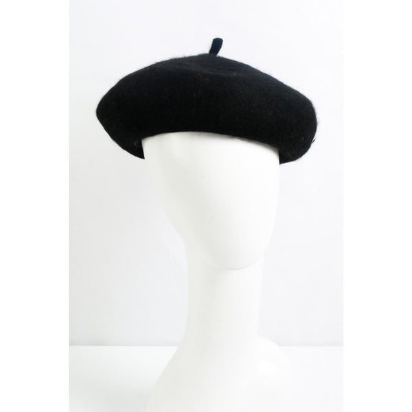 Felted Beret, [product type], Lullaby New Zealand