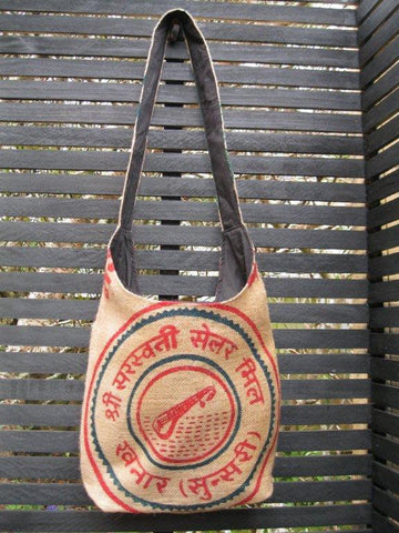 Jute Bag -Mandolin - Bag -  - Lullaby New Zealand