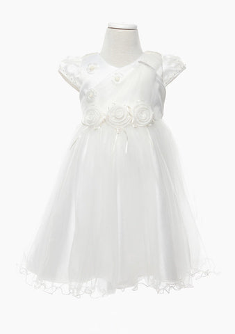 Flower Girl - Diamante - Diamante -  - Lullaby New Zealand - 1