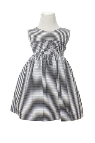 Jane Smocked Dress, [product type], Lullaby New Zealand