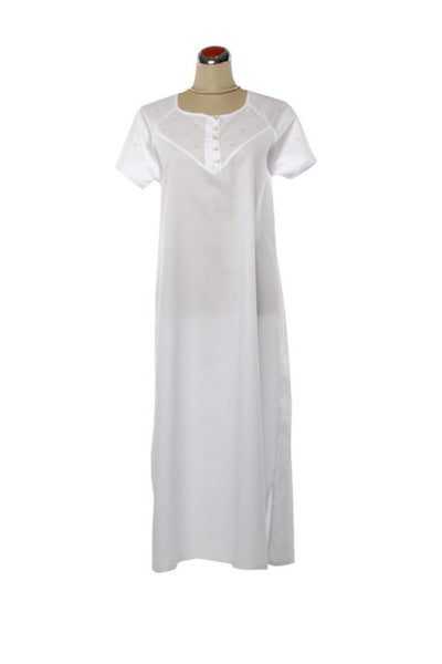 Dragonfly Nightdress - Nightdress -  - Lullaby New Zealand - 1