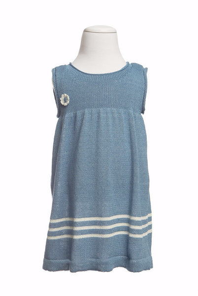Piper Cotton Pinafore - Dress -  - Lullaby New Zealand - 1