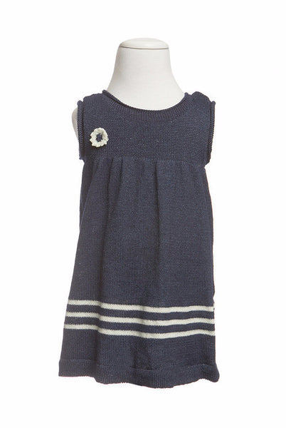 Piper Cotton Pinafore - Dress -  - Lullaby New Zealand - 2