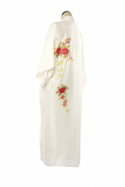 Kimono Style Silk Robe - Night Robe -  - Lullaby New Zealand - 6
