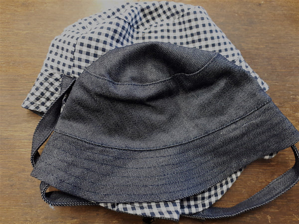 Reversible Sunhats, [product type], Lullaby New Zealand