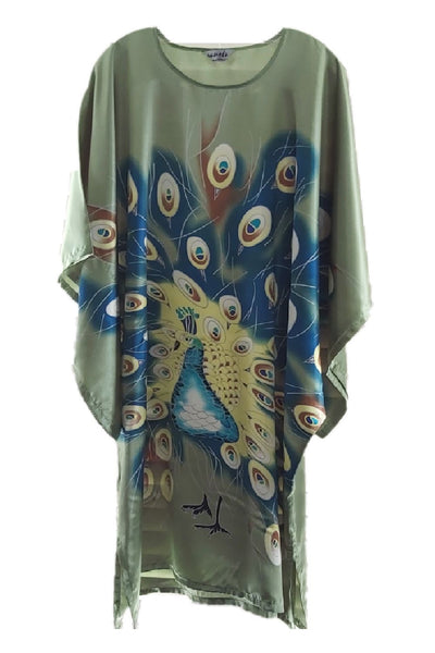 Kaftan Peacock, [product type], Lullaby New Zealand