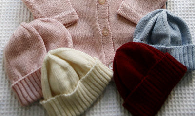 Merino Beanies - Beanie -  - Lullaby New Zealand - 2
