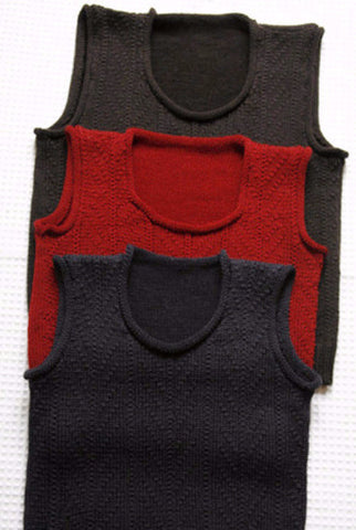 Merino Vest - Vest -  - Lullaby New Zealand - 1