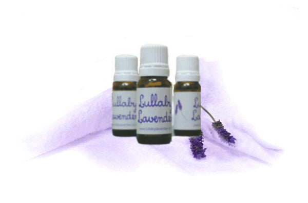 Lullaby Lavender Oil - pure and 100% natural - Oil - 10ml - Lullaby New Zealand - 1