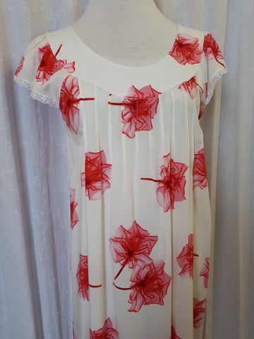 Poppy Pink Nightdress