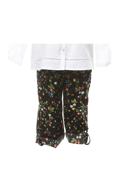 Strawberry Pants - Pants -  - Lullaby New Zealand - 2