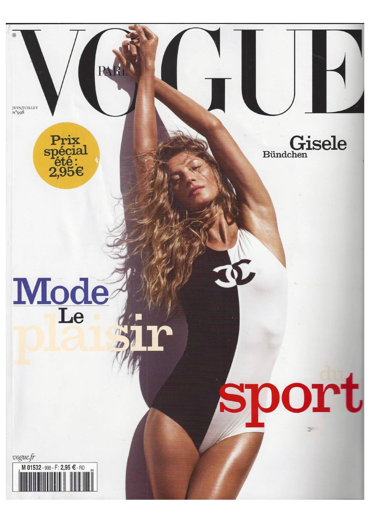 42|54 in VOGUE PARIS