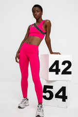 Lucky Numbers Bra - Pink