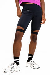 Cutout Cycling Shorts