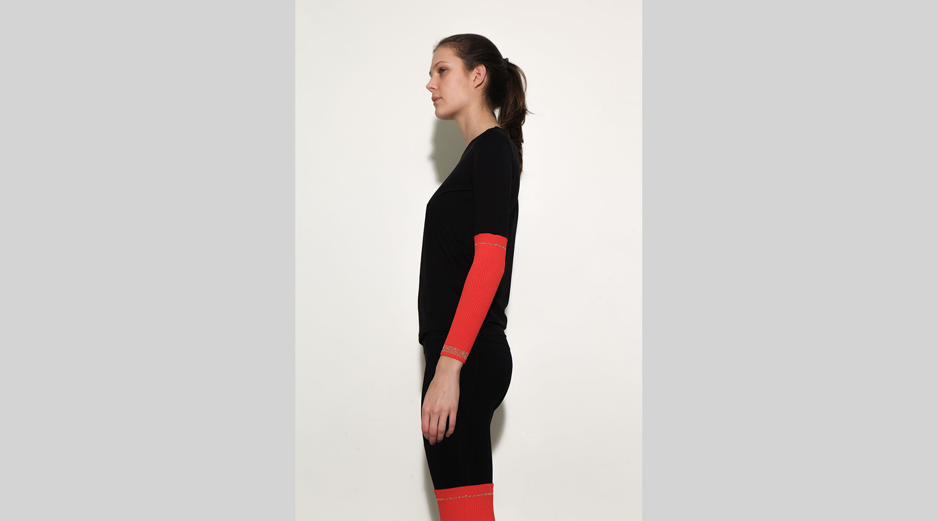 Rebellion Long Sleeves Red