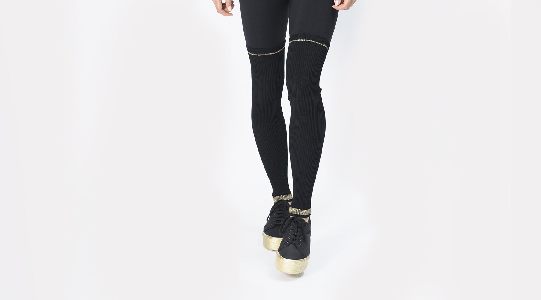 Rebellion Tights Gold
