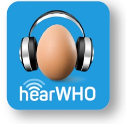 hearWHO app from the World Health Organization