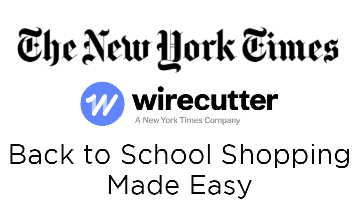 Back to School Shopping Made Easy