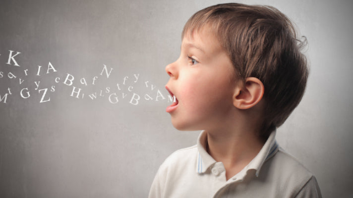Noise induced hearing loss can affect children's speech development