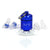 PuroPlugs Hi-Fi Filter Technology Earplugs-Blue