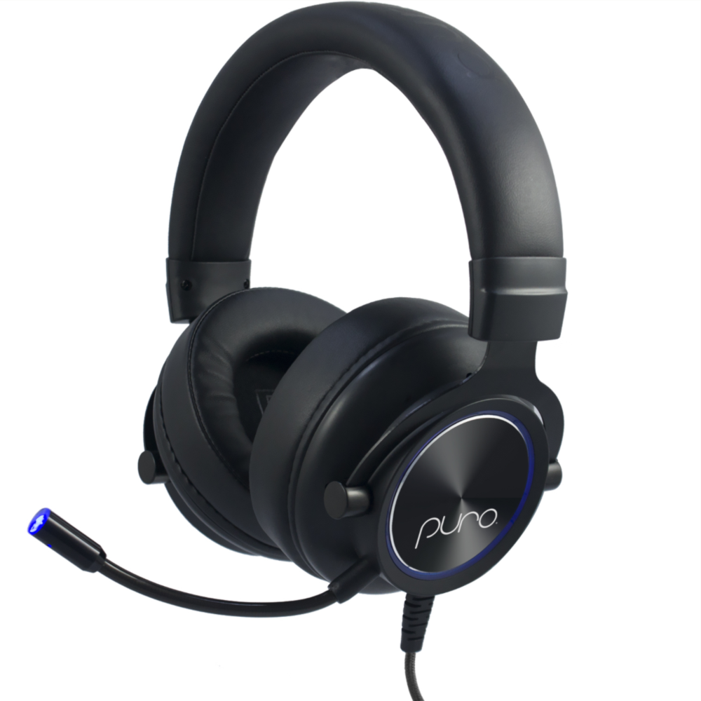 PuroGamer Volume Limited Gaming Headset