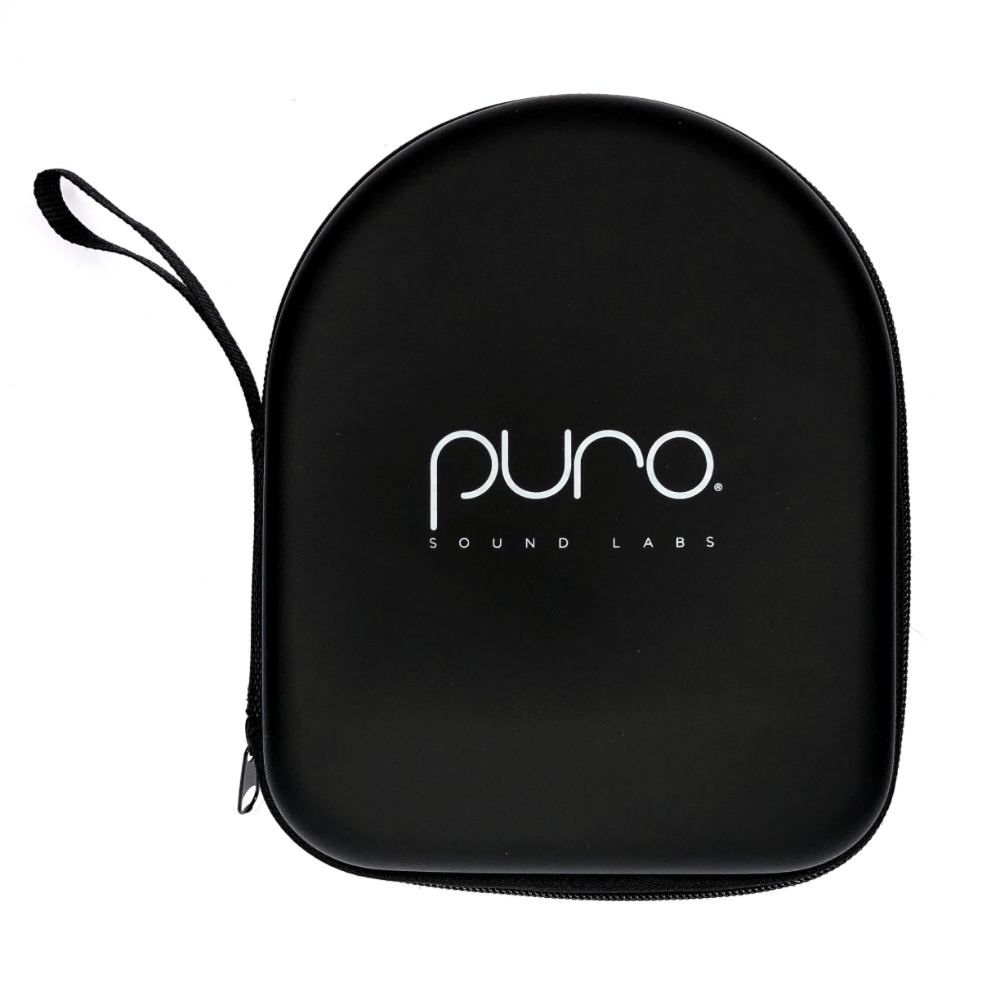 Replacement Headphone Case for Puro Sound Labs BT2200 & PuroQuiet Volume Limited Headphones