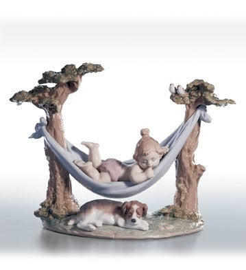 Lladro Little Napmates