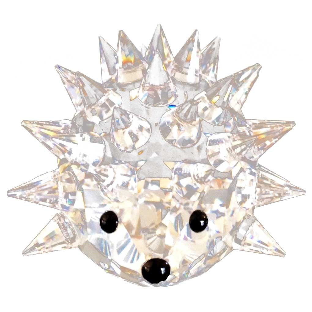 Swarovski Medium Hedgehog