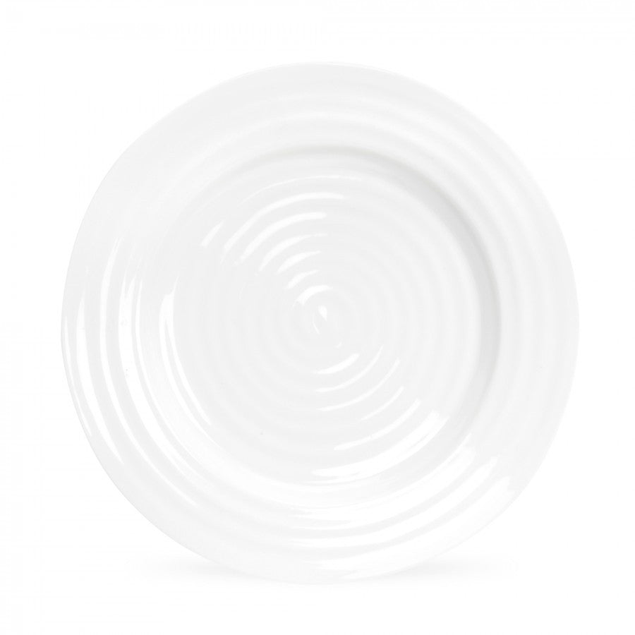 Portmeirion Sophie Conran White Luncheon Plate 9""