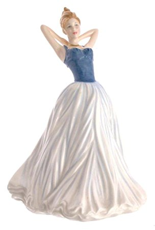 Royal Doulton Finishing Touch Figurine