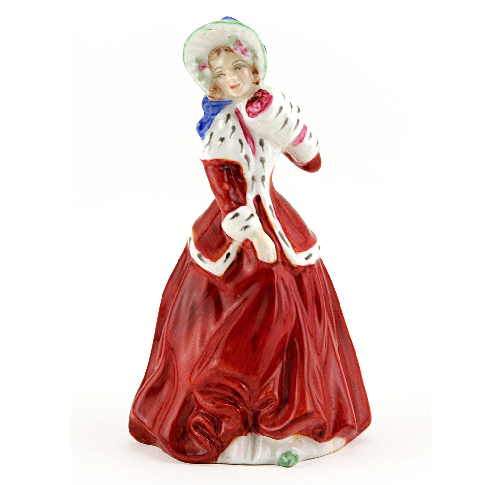 Royal Doulton Christmas Morn Figurine