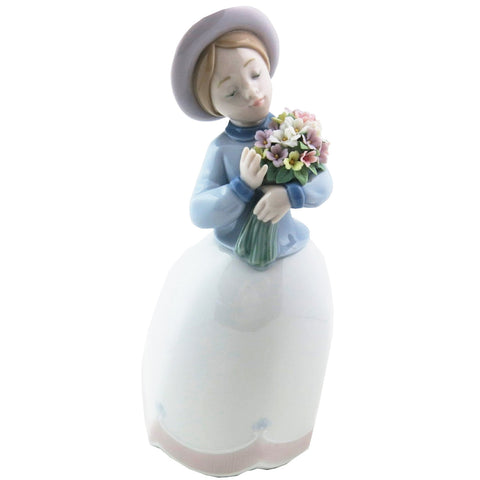 Lladro Can I Keep Them? Figurine