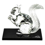 Swarovski 10th Anniversary Squirrel