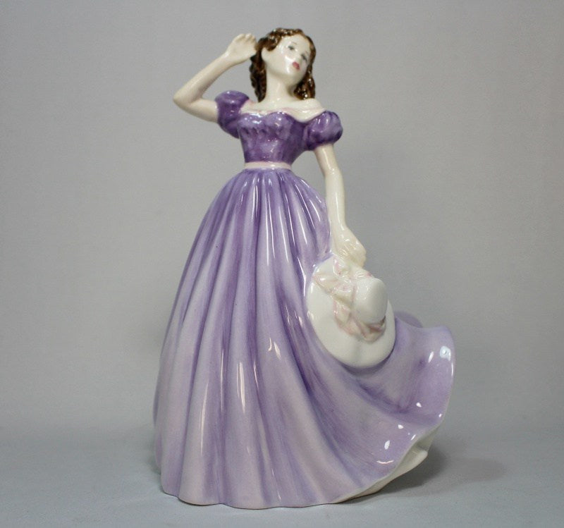 Royal Doulton Bells Across Valley Figurine