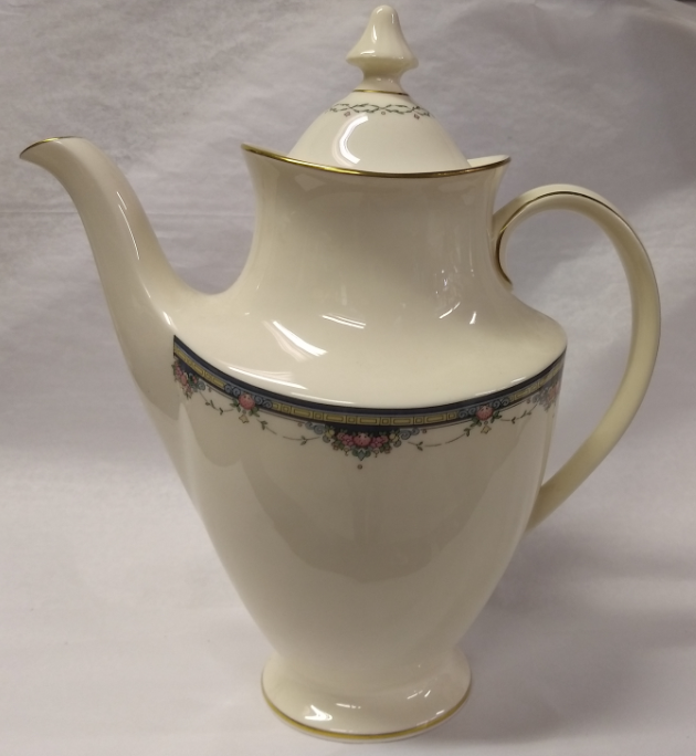 Royal Doulton Albany Coffee Pot  With Lid