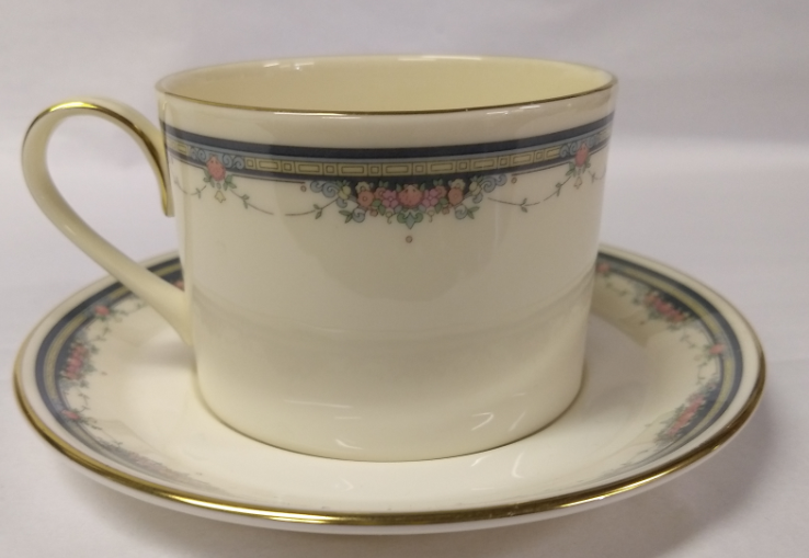Royal Doulton Albany Tea Cup & Saucer Set