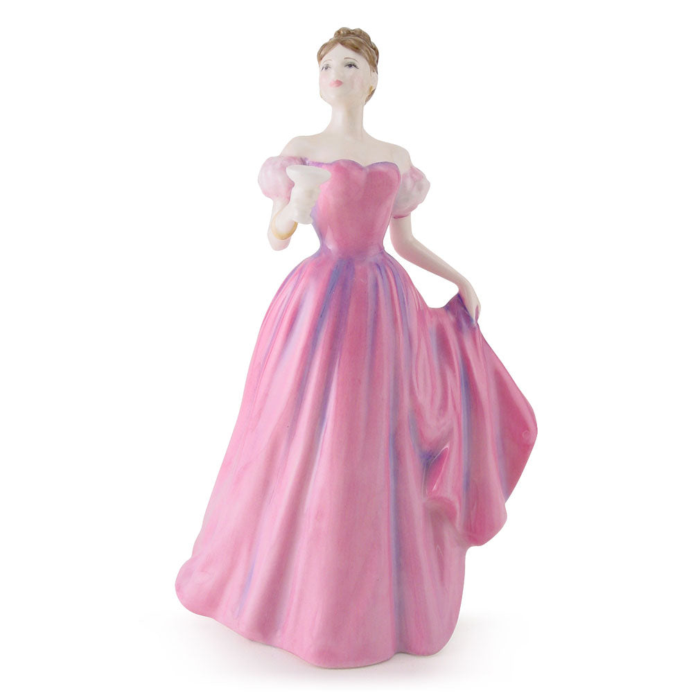 Royal Doulton Figurine Congratulations to You