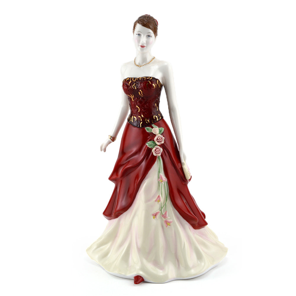 Royal Doulton Pretty Ladies Emily