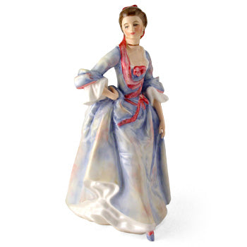 Royal Doulton Mrs. Hugh Bonfoy Figurine